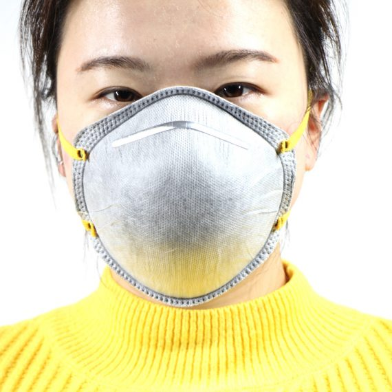 Wear Full Face mask without value