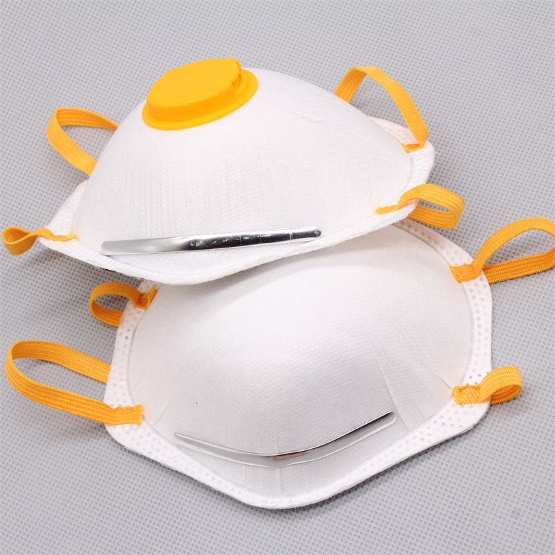 Buy high quality anti-dust cup shape face masks at best price