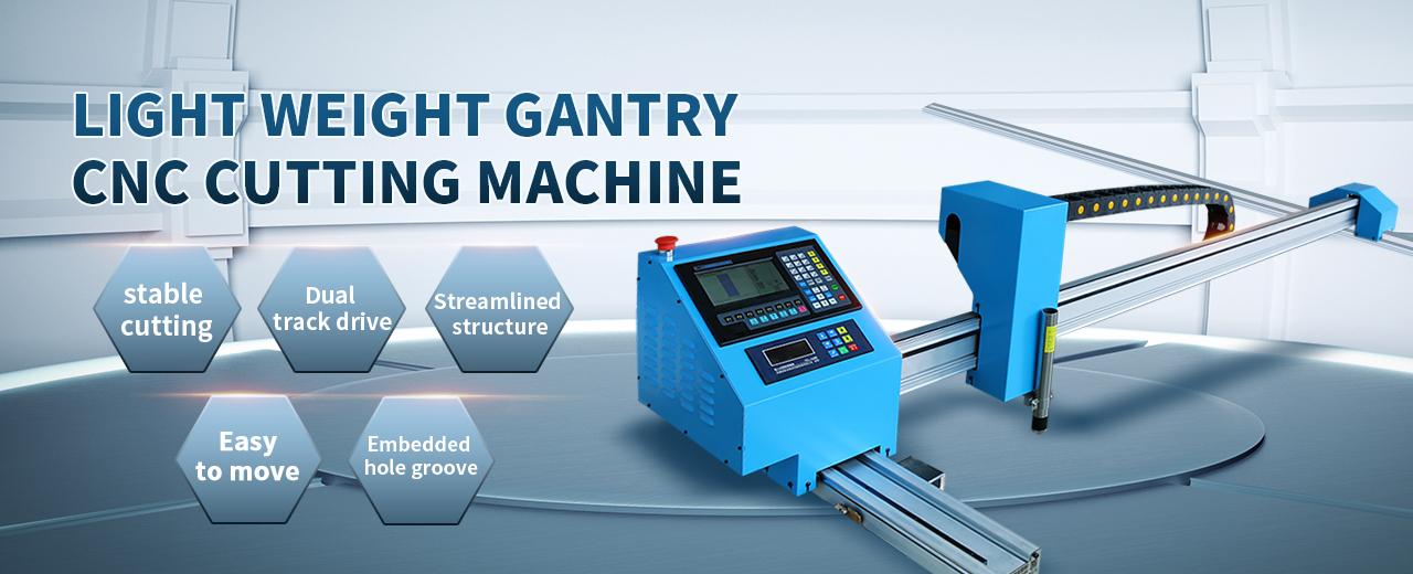 Light Weight CNC Machine