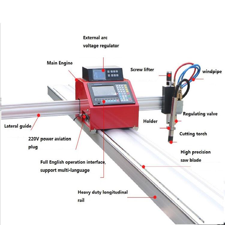 Choose Portable Plasma cutting machine choose Anhui Gusheng